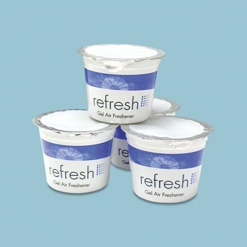 Fresh Refresh Cherry Scent Gel Air Freshener 4.6 oz.
