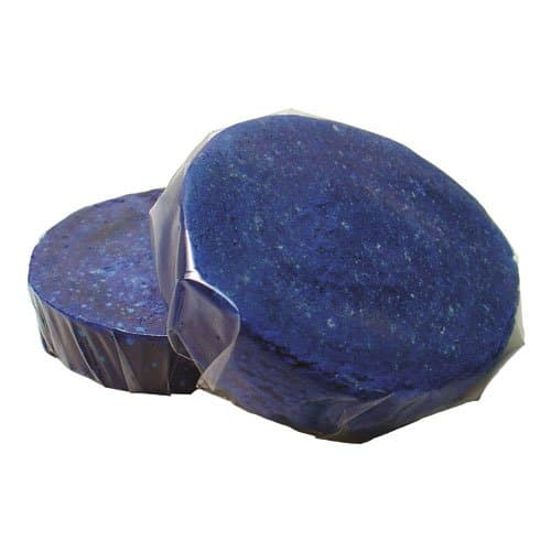 Eco Fresh Individually Wrapped Blue Urinal Block w/ Enzyme