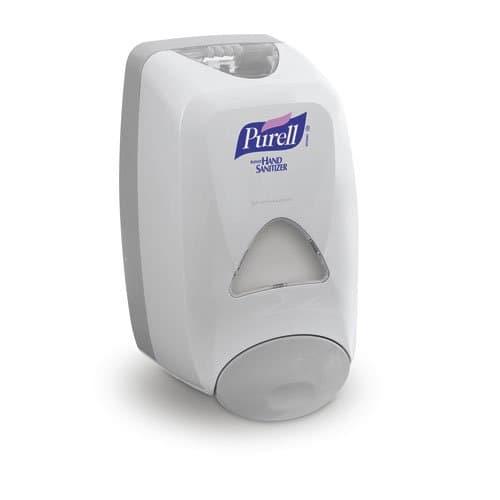 GOJO PURELL FMX-12 Gray 1200 mL Dispenser