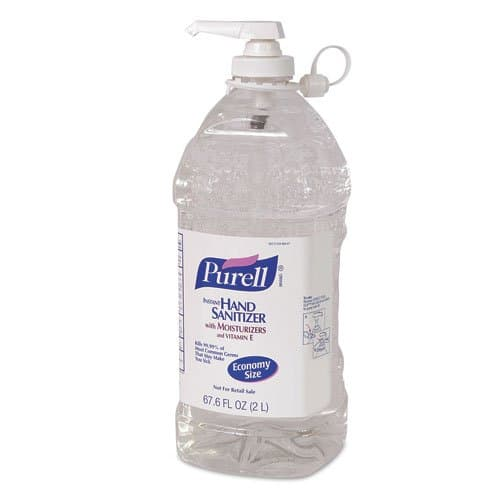GOJO Purell Original Formula Economy Size Hand Sanitizer 2 Liter Pump