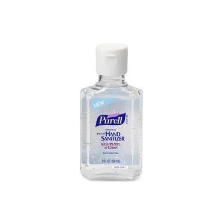 GOJO Purell Instant Hand Sanitizer Portable Bottles 2 oz.