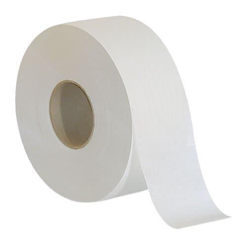 Georgia-Pacific Acclaim White 1-Ply 3.5 in. Wide Jumbo Jr Bath Tissues