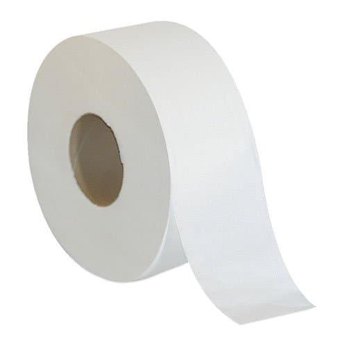 Georgia-Pacific 2-Ply 3.3-in Wide Jumbo Jr Bath Tissues, White