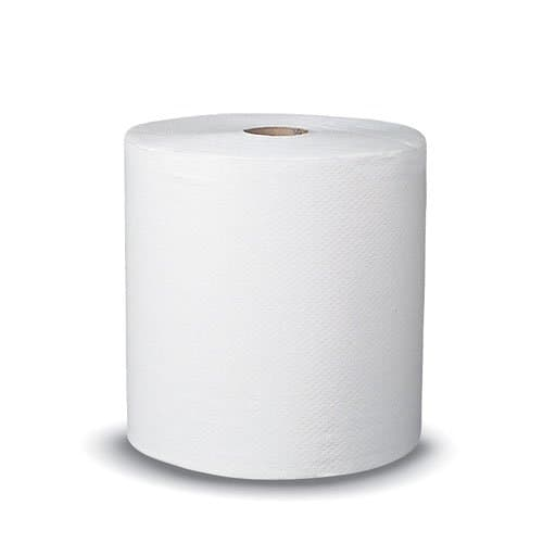 Georgia-Pacific Signature White Nonperforated 2-Ply Paper Towel Roll 350 Sheets