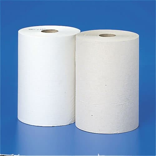 Georgia-Pacific Envision White Nonperforated 1-Ply Paper Towel Roll