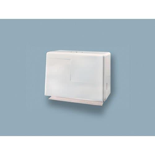 Georgia-Pacific White Steel Easy-Mount Singlefold Towel Dispenser