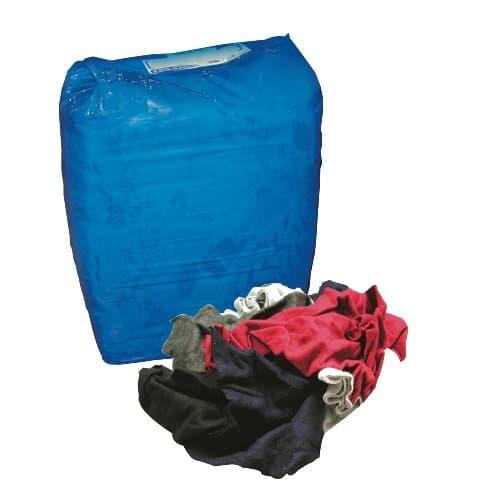 Hospeco Polo T-Shirt Knits Reusable Rags