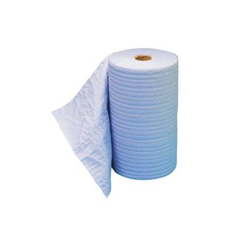 Hospeco Task ToughWorks White 4-Ply Scrim Wiper Roll