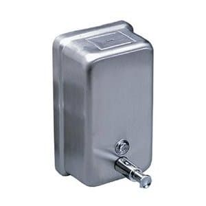 Impact Metal Vertical Style Soap Dispensers