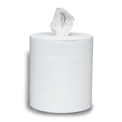 Kimberly-Clark Scott White 2-Ply Center-Pull Perforated Towels 4 ct