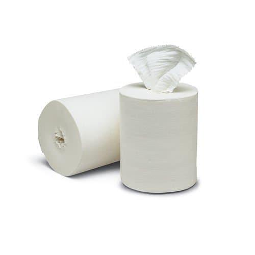 Kimberly-Clark KLEENEX PREMIERE White 1-Ply Center-Pull Towels 4 ct