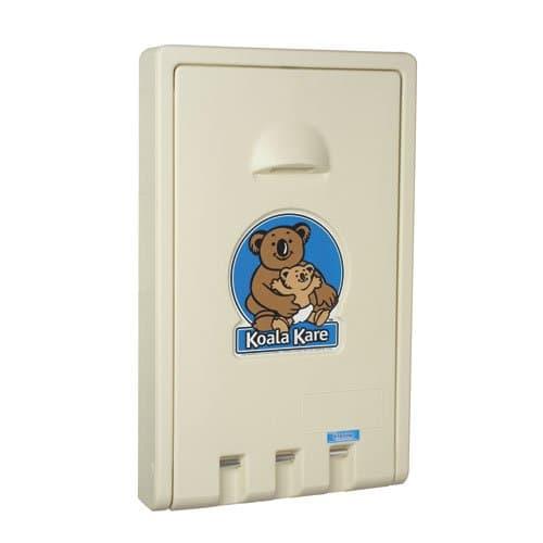 Koala Kare Koala Bear Kare Cream Vertical Baby Changing Station