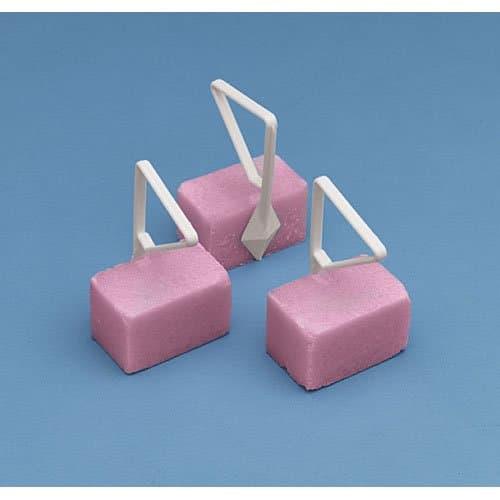 Boardwalk Cherry Scent Toilet Bowl Para Deodorizer Blocks 4 oz.