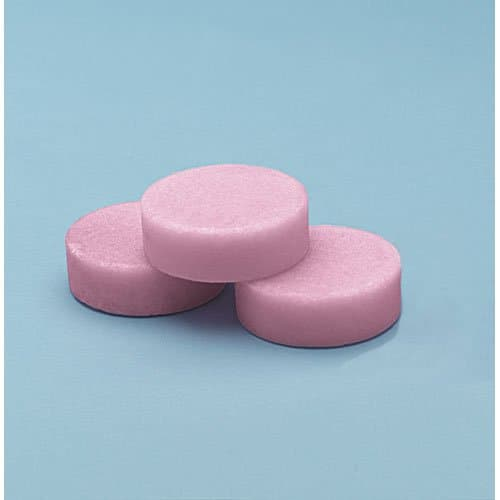 Boardwalk Cherry Scent Urinal Para Deodorizer 4 oz. Block