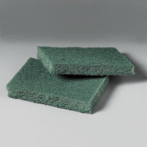 3M Scotch-Brite Green General Purpose Scrub Pad 3X4.5