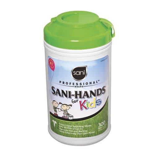 Sani Nice-Pak Sani-Hands Hand Wipes for Kids