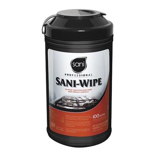 Sani Nice-Pak Sani-Wipe Surface Sanitizing Wipes