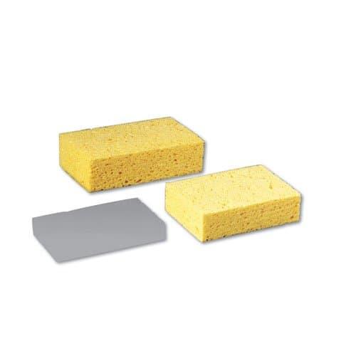 Boardwalk Beige Medium Cellulose Sponge 3.66 x 6.08 x 1.55