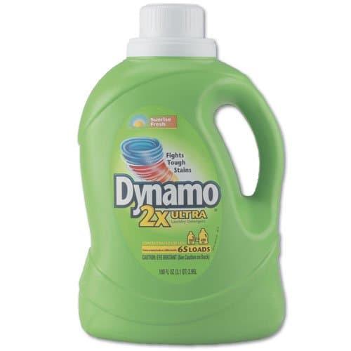 Phoenix Dynamo Sunrise Fresh Scent 2X Ultra Liquid Detergent 100 oz.