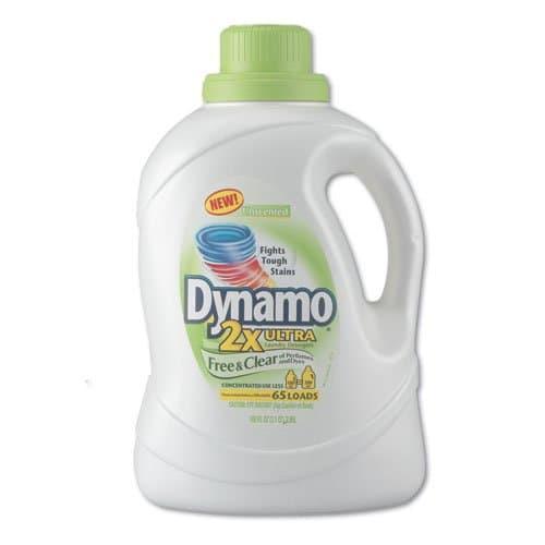 Phoenix Dynamo Fresh & Clear Scent 2X Ultra Liquid Detergent 100 oz.