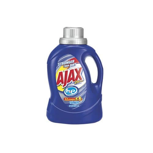 AJAX 2x HE Laundry Detergent 50 oz.