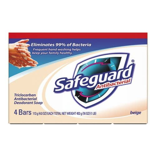 Procter & Gamble Safeguard Individually Wrapped 4 oz. Deodorant Soap