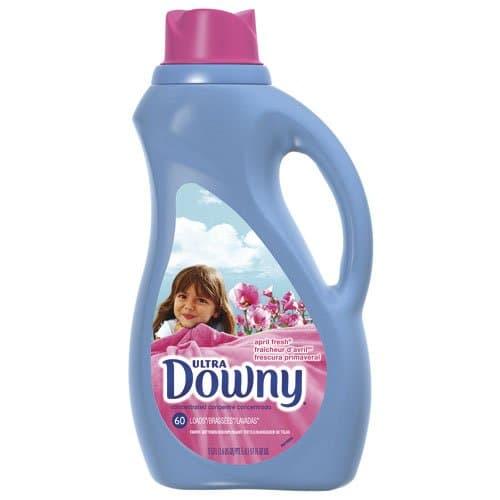 Procter & Gamble Downy Ultra April Fresh Scent Fabric Softener 60 oz.