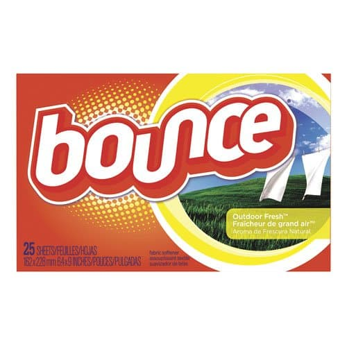 Procter & Gamble Bounce Outdoor Fresh Scent Fabric Softener Sheets 160 ct