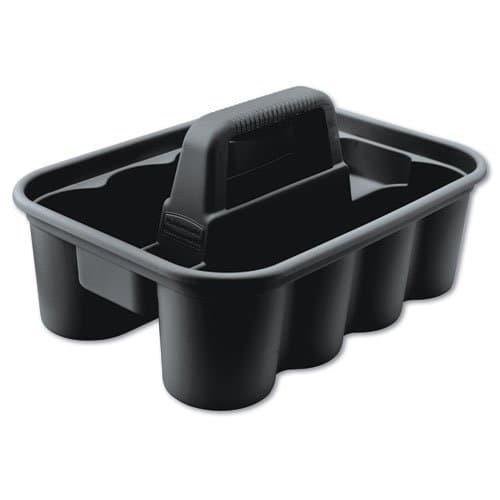 Rubbermaid Black Deluxe Carry Caddy