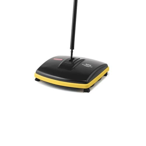 Black Floor & Carpet Sweeper