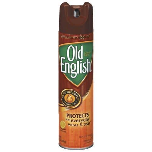 Old English 12.5 oz Lemon-Scented Furniture Polish