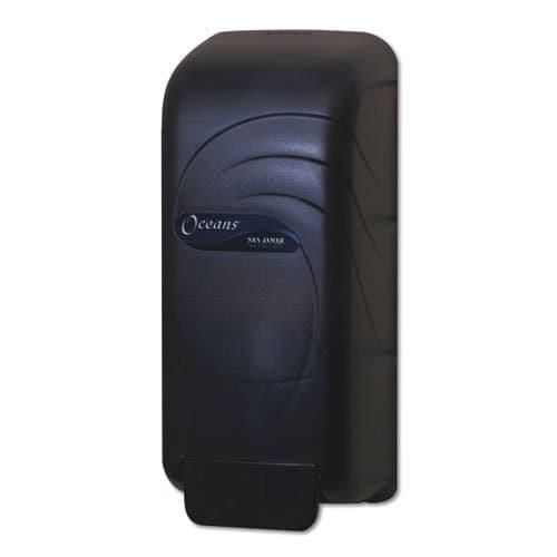 Oceans Black Universal Liquid Soap Dispenser