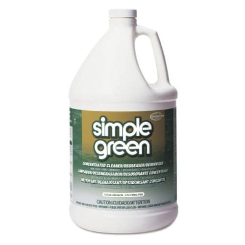 Simple Green All-Purpose Industrial Strength Conc. Cleaner & Degreaser 1 Gal