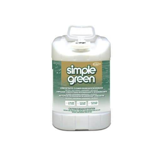 Simple Green All-Purpose Industrial Strength Conc. Cleaner & Degreaser 5 Gal