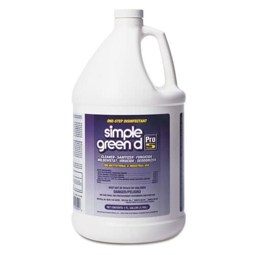 Pro 5 One-Step Disinfectant 1 Gal