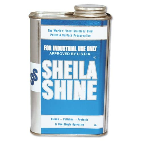 Stainless Steel Cleaner & Polish 1 qt,