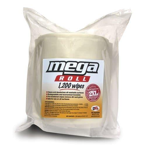 2XL MegaRoll Biodegradable Wipes