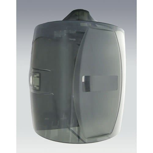 2XL Black Contemporary Towelettes/Wipes Wall Dispenser
