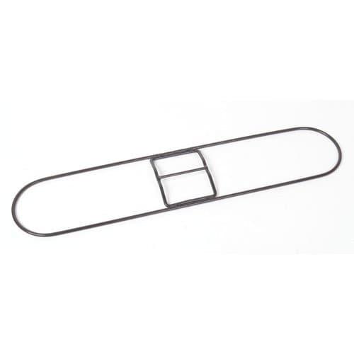 Unisan Clip-On Dust Mop Frames 48X3-1/4