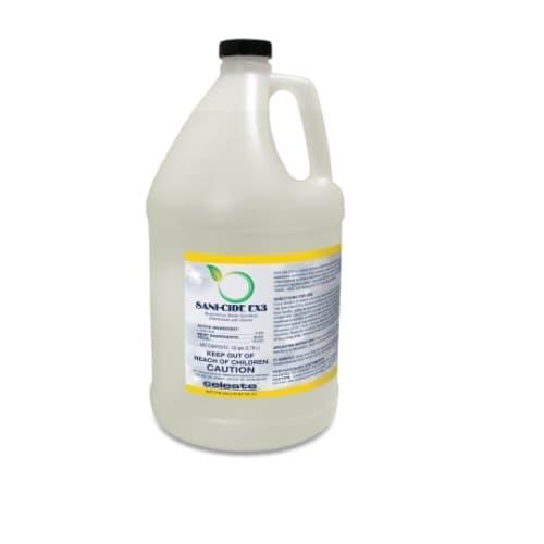 Celeste Sani-Cide EX3 Disinfectant and Multi-Purpose Cleaner, 1 Gal