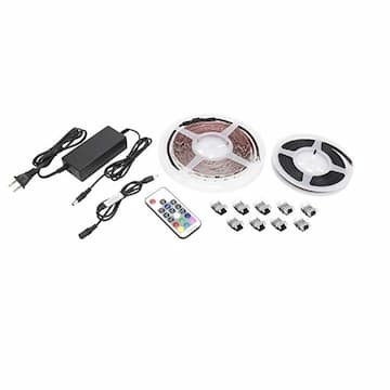 American Lighting 13.1-ft 7W/Ft Trulux LED Tape Light w/ RGB+TW, Dimmable, 24V, Tunable CCT