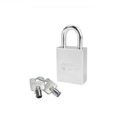 "American Lock 5/16"" x 1-1/8"" Steel Padlocks"