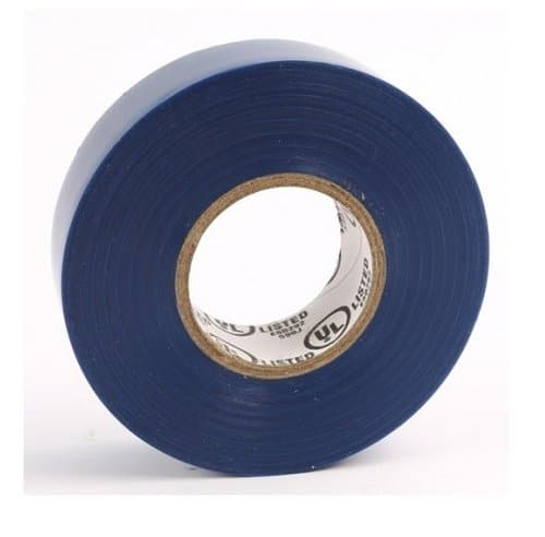 Ammo Blue PVC Electrical Insulating Tape- 60 Feet