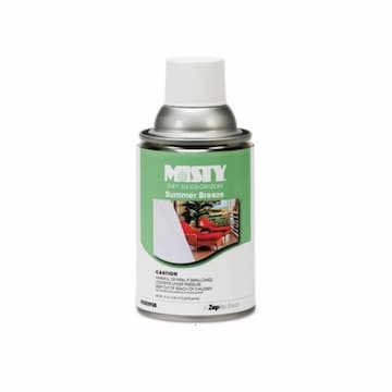 Amrep Misty 7 oz. Misty Metered Air Deodorizer, Summer Breeze