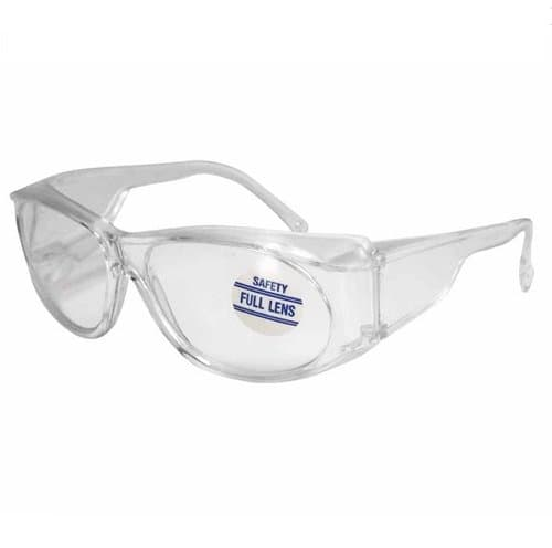 Anchor 3.0 Diopter Full-Lens Magnifying Safety Glasses, Clear