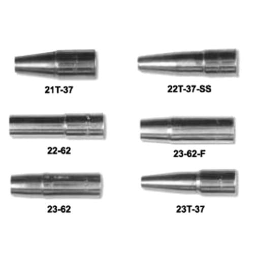 Tweco 3/4 in Heavy Duty 23 Series Nozzle Contact Tip