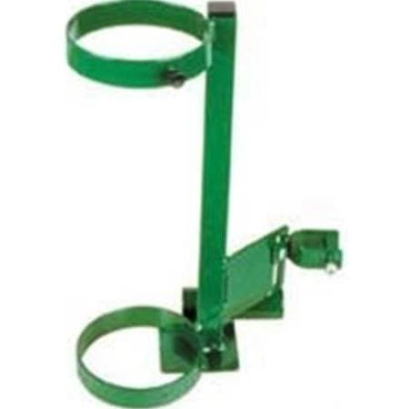 Anthony Welded Single Cylinder Medical Cart/Retractable Unit