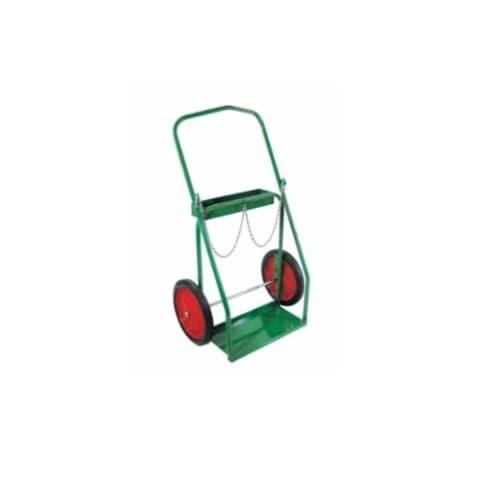 Low-Rail Frame Dual-Cylinder Carts