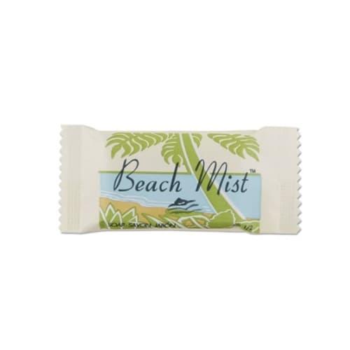 VVF Amenities 0.5 oz Beach Mist Travel Face & Body Bar Soap