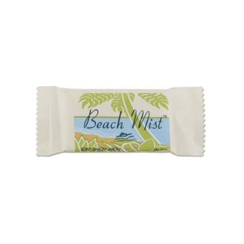 VVF Amenities 0.75 oz Beach Mist Travel Face & Body Bar Soap